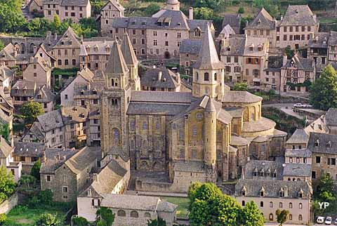 Eglise-Abbatiale Sainte-Foy