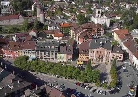 Visite guid e bonneville - Office tourisme bonneville ...