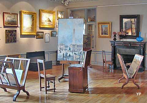 Maison Lansyer - musée du terroir