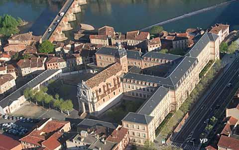 Lycée Laperouse - ancien collège des Jésuites