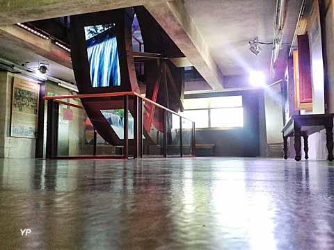 Moulin Hydronef - intérieur