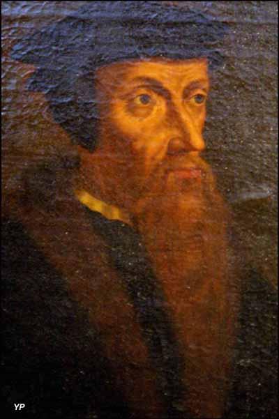 Portrait de Jean Calvin