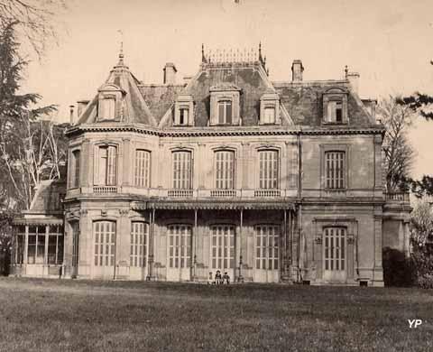 Château de Bernis vers 1948