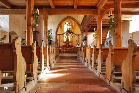Eglise de Saint-Pierre sur l'Hate