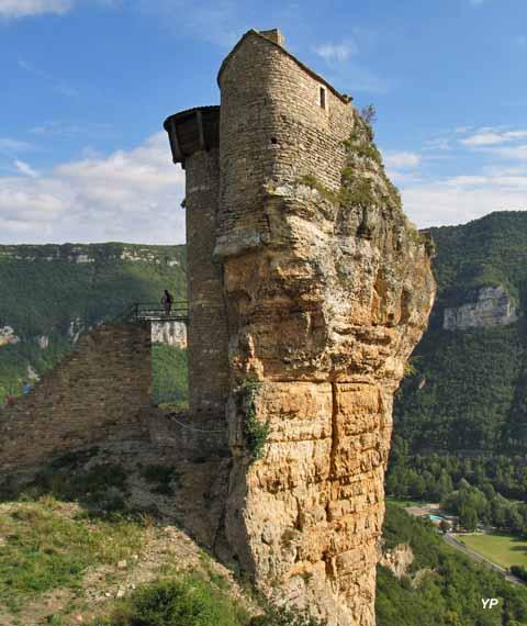 Château de Peyrelade - donjon