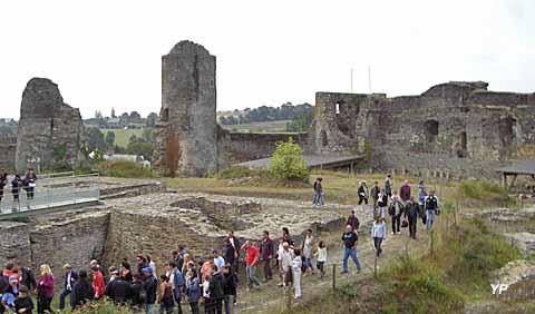 Château médiéval de Pouancé
