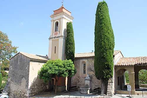 Chapelle Notre-Dame de la Protection
