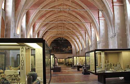 Mus e d 39 arch ologie nationale saint germain en laye - Office du tourisme st germain en laye ...