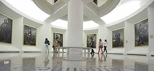 Musée d'Art et d'Histoire - Salle des Généraux Vendéens