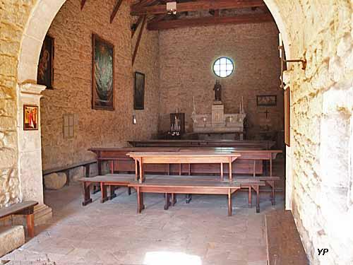 Chapelle saint joseph des champs roquemaure - Office de tourisme roquemaure ...