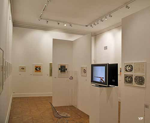 La Malmaison - exposition Georges Braque, la magie de l'estampe