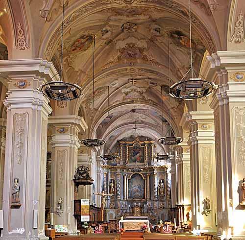 Eglise paroissiale Saint Sigismond