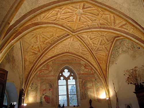 Chapelle du prieuré Saint-Christophe