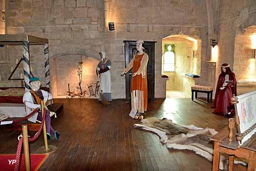 Tour de l'Honneur et musée