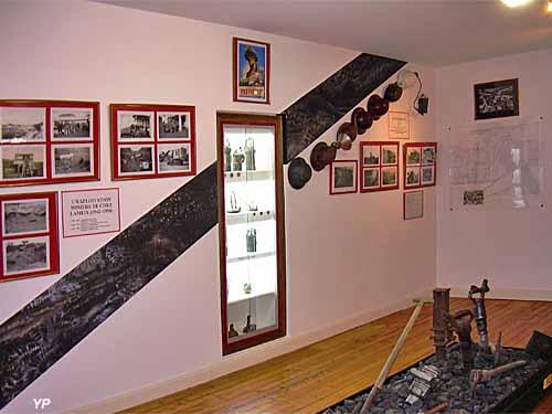Musée de la Mine - salle des lampes