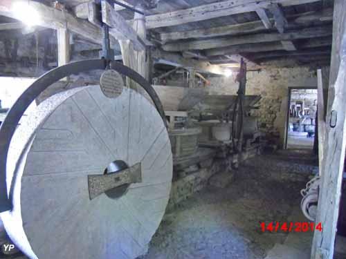 Moulin à eau de Cougnaguet