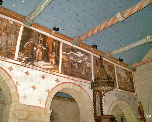 Chapelle de Coadry