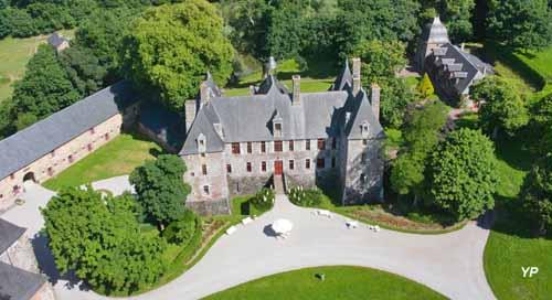 Château de Cerisy-la-Salle