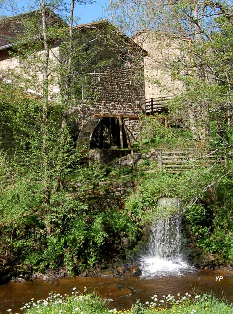 Moulin à farine et à huile
