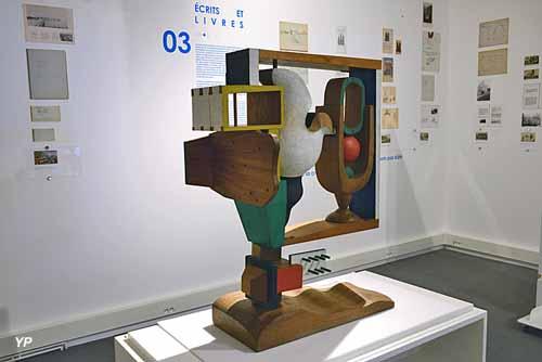 Exposition 2019 : Le Corbusier de la carte postale à l'œuvre d'art