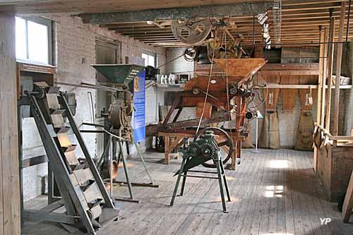 Maison familiale d'Henri Matisse - graineterie