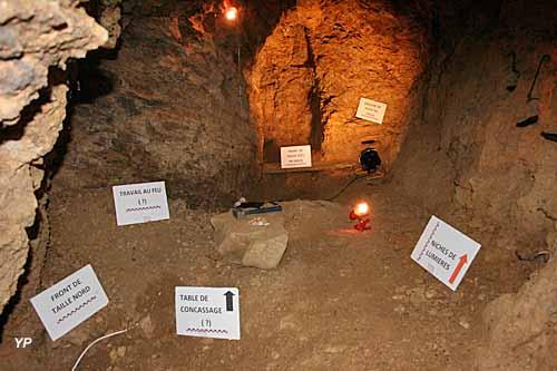 Ancienne Mine d'Or et d'Antimoine