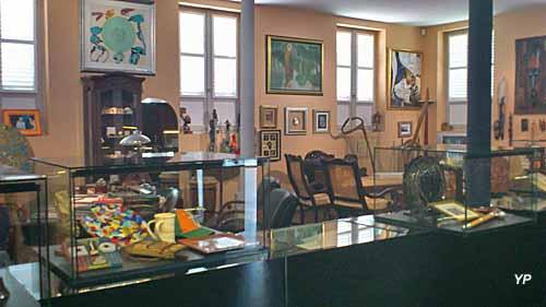 Hôtel de Ville - espace muséal Aimé Césaire