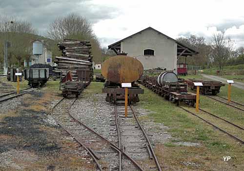 Chemin de fer de la vallée de l'Ouche