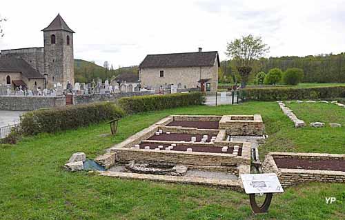 Site archéologique du Vernay