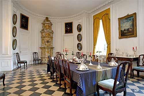 Château de la Grange - salle à manger
