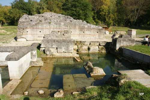 Site archéologique des Vaux de la Celle