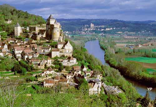 Château de Castelnaud - musée de la Guerre au Moyen-Age