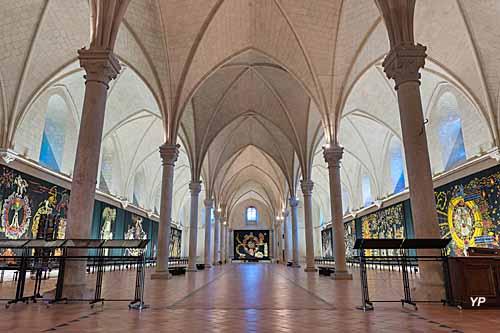 Musée Jean Lurçat et de la Tapisserie Contemporaine - Hôpital Saint-Jean