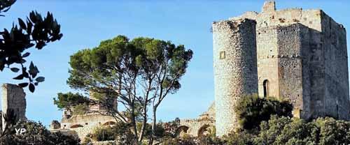 Monastère fortifié de Thouzon