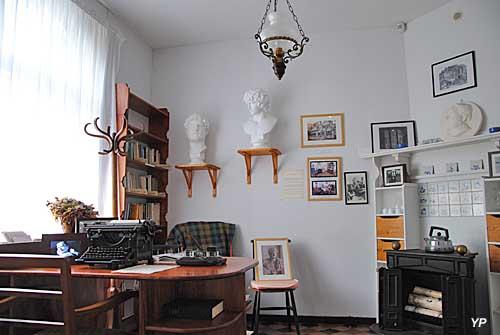 Musée Marguerite Yourcenar - salle Petite Plaisance