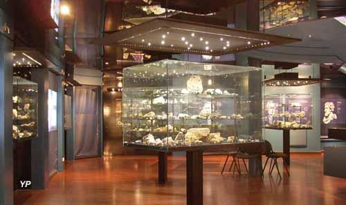 Musée de Minéralogie et de Pétrographie