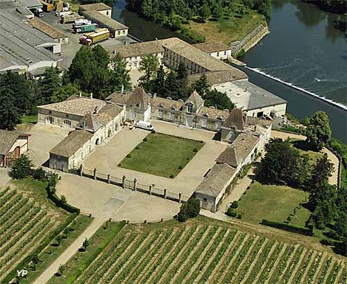 Château d'Abzac
