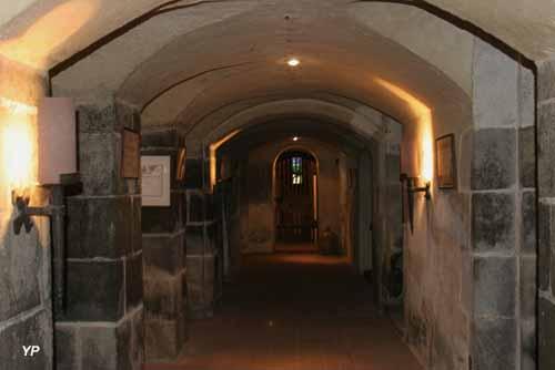 Château du Cleray - caves
