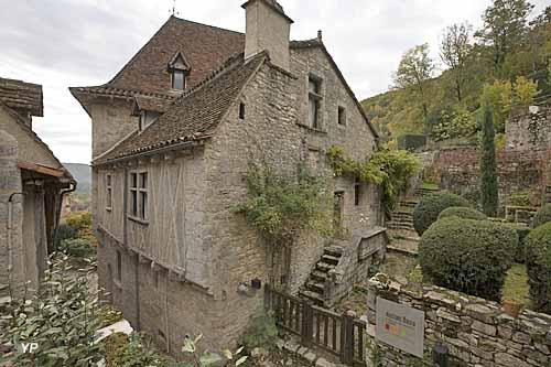 Maisons Daura, Saint-Cirq Lapopie