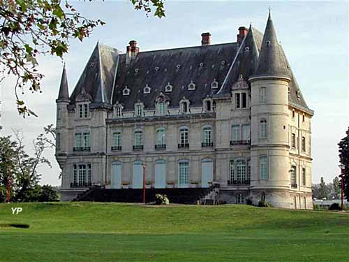 Château de Lespinet (site du Creps)