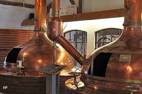 Musée de la Bière - brasserie au XXe s.