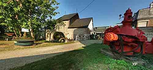 Expotec 103 - Entrée du moulin Saint Gilles