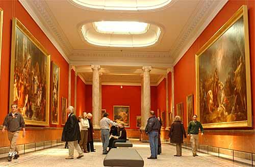 Musée Fabre - galerie des Colonnes