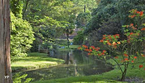 Bambouseraie en Cévennes - jardin japonais