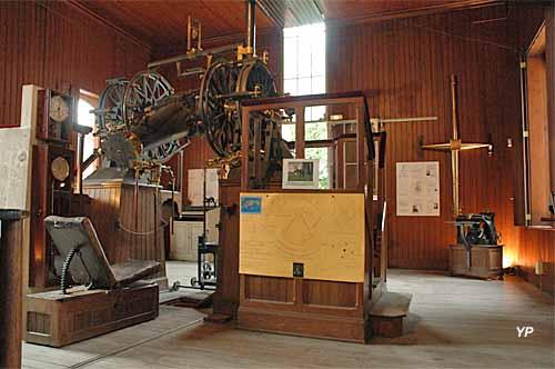 Observatoire de Jolimont - cercle des passages méridienne
