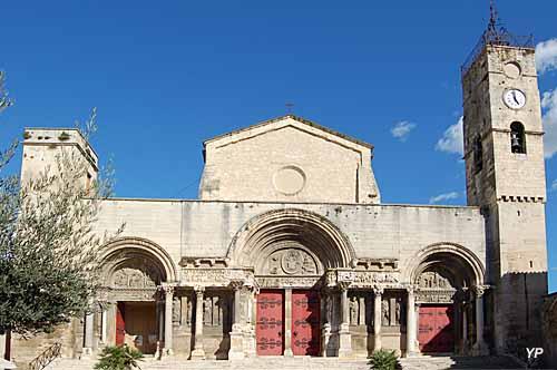 Abbatiale Saint-Gilles