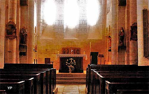 Église Saint-Oradoux