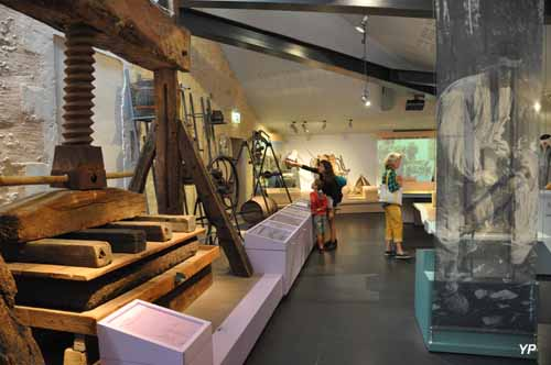 Musée de l'île d'Oléron - viticulture