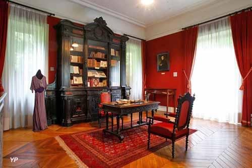 Cabinet de travail d'Ivan Tourguéniev
