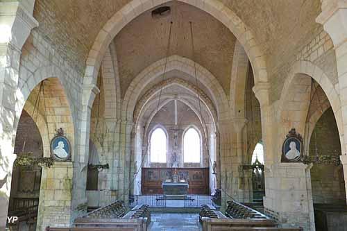 Eglise Notre Dame des trois Vallées
